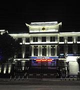 新疆察布查尔县城市夜景规划设计