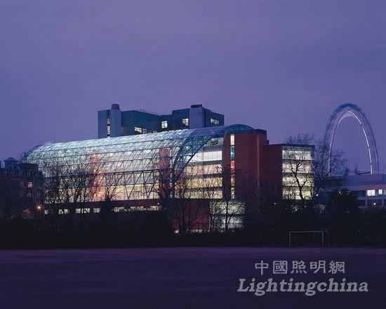 伦敦艾维利娜儿童医院照明设计