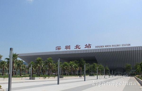 深圳北站综合交通枢纽案例分析