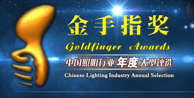 金手指奖中国照明行业年度大型评选
